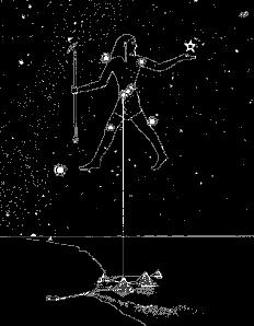 фото орион созвездие